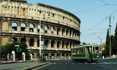 How to get around Rome ?